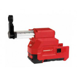 Milwaukee M18 CDEX-0 SDS-Plus stofafzuigset