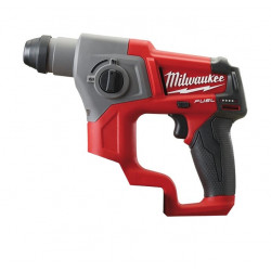 Milwaukee M12 CH-0 FUEL SDS-plus boorhamer | zonder accu's en lader