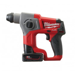 Milwaukee M12 CH-202C FUEL SDS-plus boorhamer