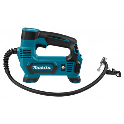 Makita MP100DZ 12 V Max Luchtpomp Zonder accu's en lader, in doos