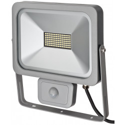 Brennenstuhl Slim LED-Light L DN 9850 FL PIR IP54 98x0.5W 4750lm Energy efficiency class A+