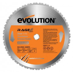 Evolution RAGE 2 zaagblad | 355mm