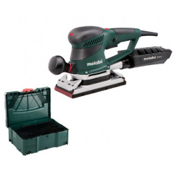 Metabo SRE 4350 TurboTec schuurmachine in MetaLoc | 350w 92x190mm