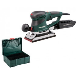 Metabo SRE 4351 TurboTec schuurmachine in MetaLoc | 350w 112x230mm