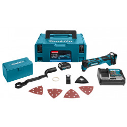 Makita TM30DSAJX4 Accu Multitool 10,8V | 2.0Ah in M-box + accessoires