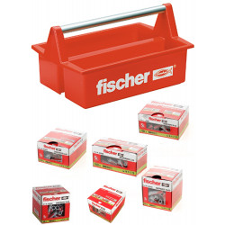 Fischer Duopower Pluggen Assortiment 395 stuks in Mobibox