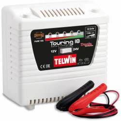 Telwin Draagbare electrische acculader Touring 18