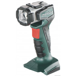 metabo powermaxx ula led acculamp 14.4v body