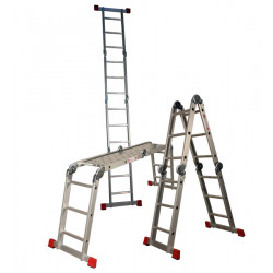 Little Jumbo vouwladder 4x3 sporten