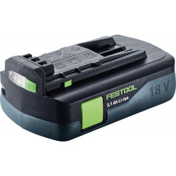 Festool Accupack BP 18 Li 3,1 AS
