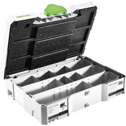 Festool Accessoires SYSTAINER SORT-SYS1TL DOMINO - 203176