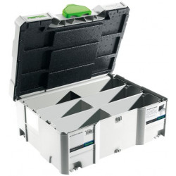 Festool Accessoires SYSTAINER T-LOC SORT-SYS DOMINO