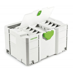 Festool Accessoires SYSTAINER T-LOC SYS 3 TL-DF | 498390
