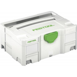 Festool Accessoires SYSTAINER T-Loc SYS 2 TL | 396 x 296 x 157,5 mm | 497564