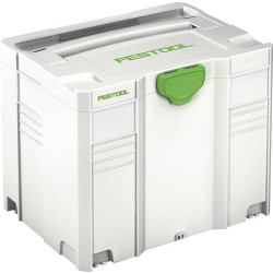 Festool Accessoires SYSTAINER T-Loc SYS 4 TL | 396 x 296 x 315 mm | 497566