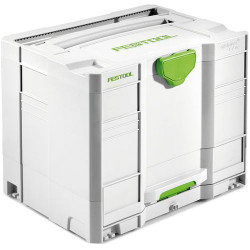 Festool Accessoires SYSTAINER T-LOC SYS-Combi 3