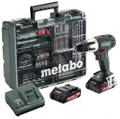 Metabo Accu klopboormachine 18 Volt SB 18 LT Mobile Workshop - 602103600