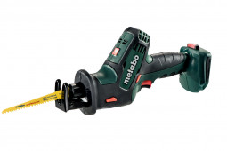 Metabo SSE 18 LTX 18V Li-Ion Accu Reciprozaag body - 602266840