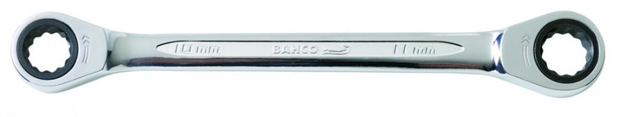Bahco ring-ratelsleutel | 1320RM-8-9 - 1320RM-8-9