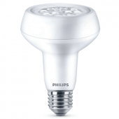 Philips LED lamp R80 E27 7W 667Lm reflector - 2013077950