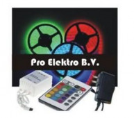 Enzo LED strip flex RGB 5m 5050 12V IP65 - LED1130