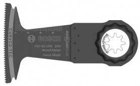 Bosch Blauw BIM invalzaagblad PAII 65 APB Wood and Metal - starlock Plus |  2608662564 - 2608662564