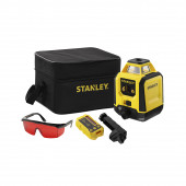Stanley Lasers DIY rotatielaser, rood - STHT77616-0 - STHT77616-0