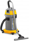 Airmec Poly 1000 watt Ghibli AS 27 P professionele stof-en waterzuiger - 505101127 - 505101127