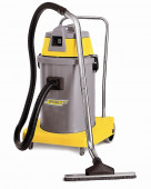 Airmec Poly 1350 watt Ghibli AS 400 P professionele stof-en waterzuiger - 505201400 - 505201400