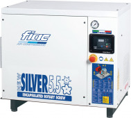 Fiac 10 Bar 400/50/3 Fiac New Silver 5 5 Schroefcompressor 4 kW - 560700052