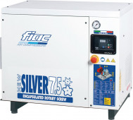 Fiac 10 Bar 400/50/3 Fiac New Silver 7 5 Schroefcompressor 5,5 kW - 560700072