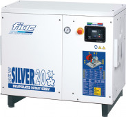 Fiac 10 Bar 400/50/3 Fiac New Silver 20 Schroefcompressor 15 kW - 560700202