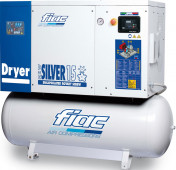 Fiac 10 Bar 400/50/3 Fiac New Silver D 15/300 Schroefcompressor 11 kW - 560703157