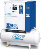 Fiac 10 Bar 400/50/3 Fiac New Silver D 30/500 Schroefcompressor 22 kW - 560705307