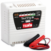 Telwin Draagbare electrische acculader Touring 15 - 591807592
