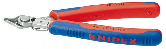 Knipex Electronica tang 125 mm - 7813125