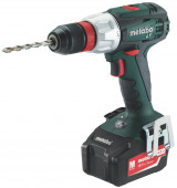 Metabo BS 18 LT Quick Schroefboormachine | 18v 4.0Ah Li-ion  - 602104500