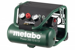 Metabo POWER 250-10 W OF compressor | 10Ltr 10bar - 601544000