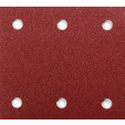 Makita Accessoires Schuurvel K100 114x102 Red