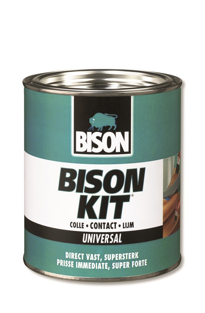 Bison Ki? 750 ml blik