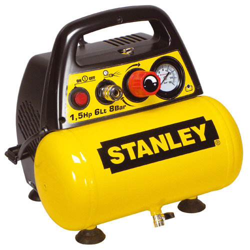 STANLEY Compressor DN 200-8-6 Set 1