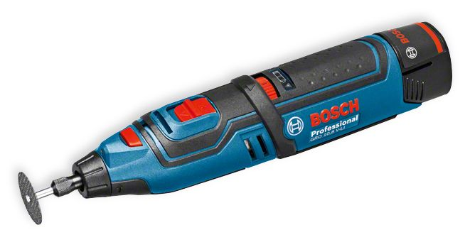 BSCH multitool (accu), accuspanning 10.8V, accucapaciteit 2Ah