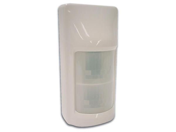PIR SENSOR MET DOUBLE TWIN OPTICS