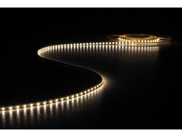 FLEXIBELE LED-STRIP NEUTRAALWIT 4500K 600 LEDS 5 M 24V