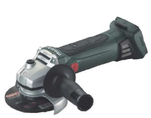 Metabo w 18 ltx 125 quick body in metaloc