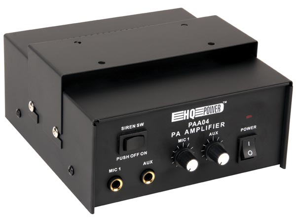 PA VERSTERKER MONO 12VDC HQ Products