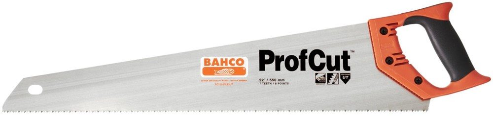 Bahco handzaag pc-22-file u7 559 mm